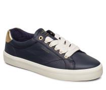 Baltimore Low Schnürschuhe Niedrige Sneaker Blau GANT