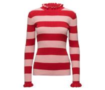 Tight Rib Knit Pullover
