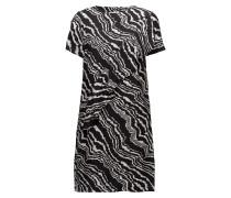 Piritta Dress Kurzes Kleid Schwarz INWEAR