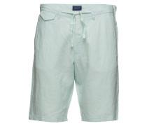 O2. Relaxed Linen Shorts