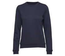 Tonal Shield C-Neck Sweat