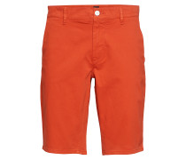 Schino-Slim Shorts Bermudashorts Shorts Orange BOSS CASUAL WEAR