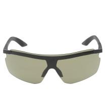 Pu0003s Sonnenbrille Schwarz