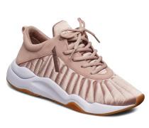 Vyxsas Satin F-Pro90 Soft Rose Gum Niedrige Sneaker Pink