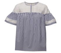 Kurzarm Striped Top
