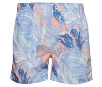 Wave Swim Shorts C.F Badeshorts Blau GANT