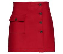 Wool School Skort, 6 Rot
