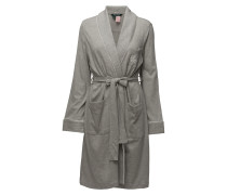 Lrl Essential Quilted Collar Robe