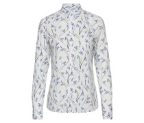 O2. Snowdrop Shirt Langärmliges Hemd Weiß