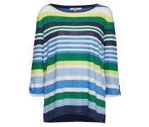 Carol Tshirts & Tops Knitted T-Hemd/tops Bunt/gemustert