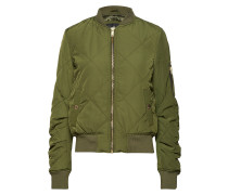 Quilted Utility Bomber