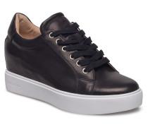 Ava L Sneaker Plateau Schwarz