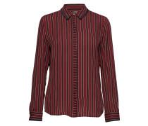 Regular Drapey Fit Shirt In A Stripe