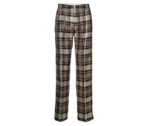 Soft Trouser Hosen Mit Weitem Bein Bunt/gemustert HOPE