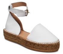 Wayfarer Sandal Sandalen Espadrilles Flach Weiß ROYAL REPUBLIQ