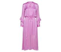 Hilma Dress Maxikleid Partykleid Pink