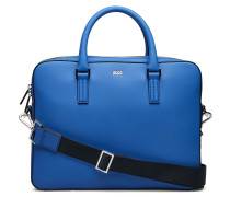 Signature R_slim Doc Laptop-Tasche Tasche Blau BOSS BUSINESS WEAR