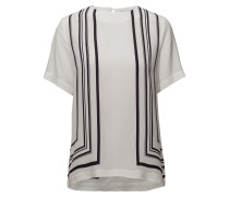 O1. Border Striped Top