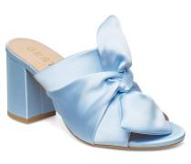 Seighgz Mules Ao19 Sandale Mit Absatz Blau GESTUZ