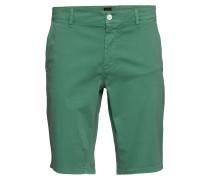 Schino-Slim Shorts Bermudashorts Shorts Grün BOSS CASUAL WEAR