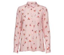 Blance Lily Shirt Bluse Langärmlig Pink