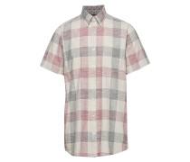 Matthew Slub Check S/S Shirts
