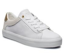 Baltimore Low Schnürschuhe Niedrige Sneaker Weiß GANT