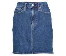 Hr Mini Skirt Kurzes Kleid Blau CALVIN KLEIN JEANS