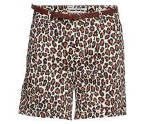 Longer Length Chino Shorts, Sold With A Belt Bermudashorts Braun SCOTCH & SODA