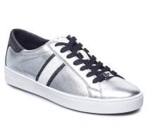 Keaton Stripe Sneaker Niedrige Sneaker Silber MICHAEL KORS SHOES