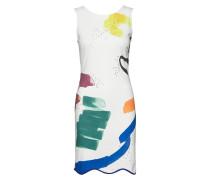 Vest Brush Kurzes Kleid Bunt/gemustert DESIGUAL