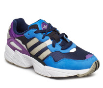 Yung-96 Niedrige Sneaker Blau ADIDAS ORIGINALS