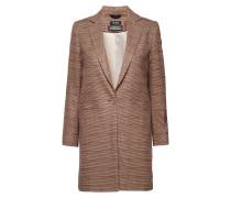 Christie Check Coat