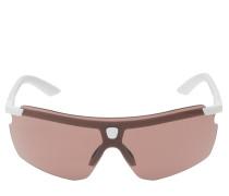 Pu0003s Sonnenbrille Weiß