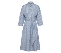 Howard Dress Kleid Knielang Blau INWEAR