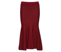 O2. Flared Merinoblend Skirt