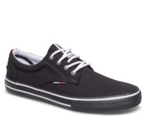 Vic 1 Niedrige Sneaker Schwarz TOMMY HILFIGER