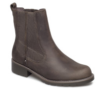 Orinoco Hot Stiefeletten Chelsea Boot Grau CLARKS