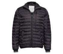 Jackets Outdoor Woven Gefütterte Jacke Schwarz ESPRIT CASUAL