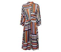 Hara Dress Kleid Knielang Bunt/gemustert INWEAR