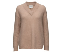 Brook Knit Deep V-Neck
