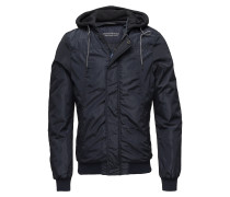 Ams Blauw Worked Out Bomberjacke