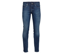 Delaware3-1 Slim Jeans Blau BOSS BUSINESS WEAR