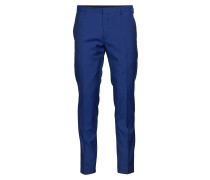 Two T Wool Tropical Pant Anzughosen Businesshosen Blau CALVIN KLEIN