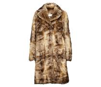 Enzo Fake Fur Coat