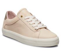 Baltimore Low Schnürschuhe Niedrige Sneaker Beige GANT