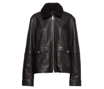 Aviator Leather Jack