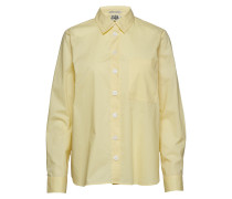Dani Shirt Cream Yellow