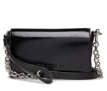 Dressed Up Pouch On Chain Bags Small Shoulder Bags/crossbody Bags Schwarz CALVIN KLEIN