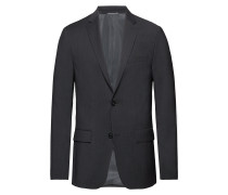 Modern Textured Suit Blazer Jackett Grau CALVIN KLEIN